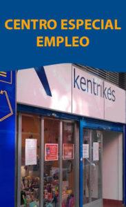 Fachada del centro especial de empleo KTK