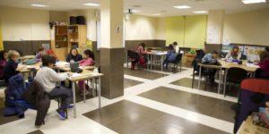 Grupos de refuerzo educativo escolar
